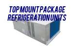 Top Mount Package Refrigeration Units