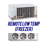 Remote Low Temp Freezer Refrigeration Systems